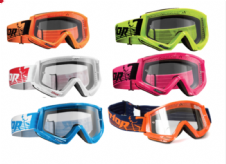 New Adult Thor Conquer Goggles Motocross Enduro Quad Downhill All Colour Styles